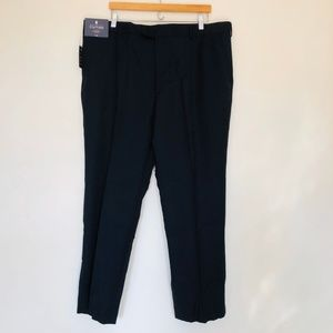 STAFFORD Mens Pants Size 42x30 Travel Trousers New